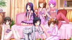 Sword Art Online Girls Anime Sinon Suguha Silica Konno Yuuki Asuna Lisbeth 1920x1200