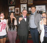 """New public health student group brings """"Movember"""" to campus 