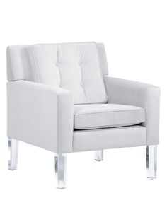 Lucite Legs! #lucite. Arm ChairsDining ChairsDesign ...