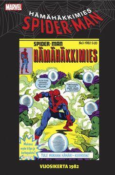 Hämähäkkimies: Vuosikerta 1982