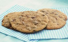 Chocolate chip cookies med mælkechokolade