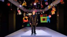 Image copyright                  Jane Hobson                  Image caption                                      Lily Arnold's set for Bits of Me Are Falling Apart features toys suspended from the ceiling                                Adrian Edmondson's latest stage role sees the former Young Ones star in the grip of a mid-life crisis. Bits of Me Are