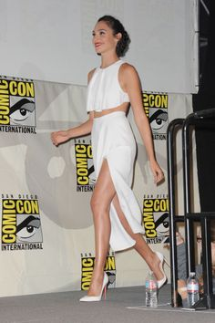 Gal Gadot's airy all-white look. See 5 other celebrities whose summer style killed it.