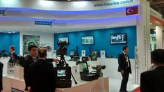 IDEF 2015 Thermoteknix on Fotoniks stand