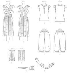 M7421   McCall's Patterns