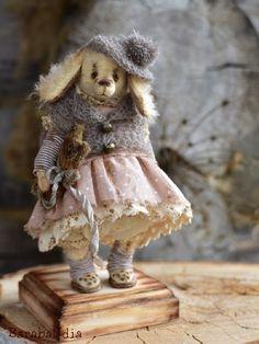 Слон и Моська (Хелло Тедди 2017) - Ярмарка Мастеров - ручная работа, handmade