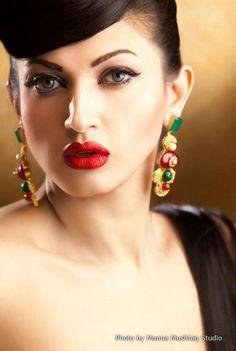 Maliha's Jewellery Collection 2013 For Girls