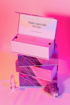 Starrytale on Packaging of the World - Creative Package Design Gallery Brand Identity Design, Branding Design, Logo Design, Graphic Design, Branding Agency, Set Design, Design Ideas, Brand Packaging, Box Packaging