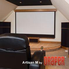projector screen IDEA