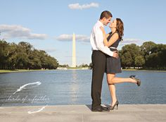 Birds of a Feather Photography Blog :: Washington DC Engagement Session