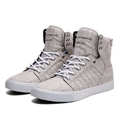SUPRA | Skytop III, Society, Vaider  #hightopsneakers, #streetware, #mensshoes