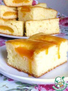 Абрикосовый пирог от Александа Селезнева