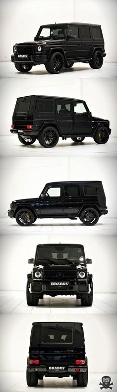 Mercedes-Benz G63 AMG BRABUS B62-620 Widestar Edition