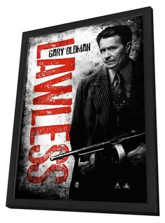 Lawless 11x17 Framed Movie Poster (2012)