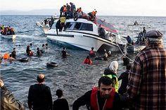 Mais de 7 mil refugiados e migrantes morreram em 2016 - Jornal Tornado