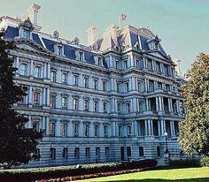 The Diverse Architecture of Washington, DC: The Eisenhower Executive Office Building