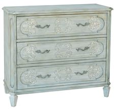 Ocean Chest by Accentrics Home by Pulaski  | The Decorating Diva, LLC
