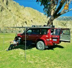 Nissan Patrol Y61 #Bolivia