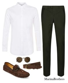 """MB1"" by paulagnz on Polyvore featuring Topman, DKNY, Cutler and Gross, Kenneth Cole, Elliot Rhodes, men's fashion y menswear"