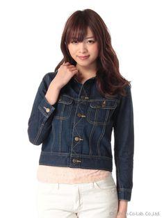 【sc】 Lee×dazzlin Gジャン(デニムジャケット)|dazzlin(ダズリン)|ファッション通販 - ファッションウォーカー