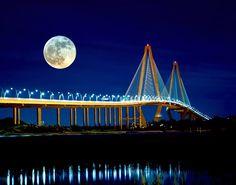Arthur Ravenel Jr. Bridge, Cooper River, Charleston, SC