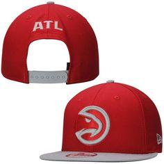 Atlanta Hawks New Era GCP 9FIFTY Snapback Adjustable Hat - Red - $29.99