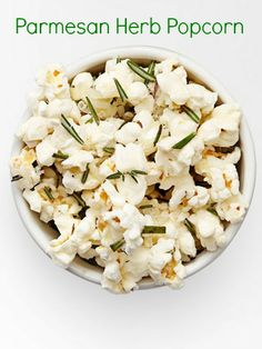 Cheese lovers need this popcorn recipe for the #Oscars.