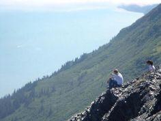 Mt. Marathon's Runner's Trail: Sado Mountainists Only!   Traveldudes.org