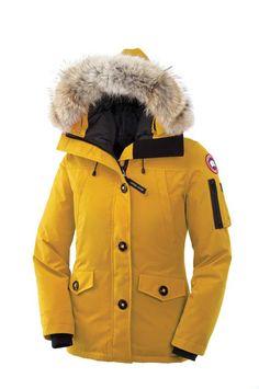 Canada Goose 2015-2016 amarillo