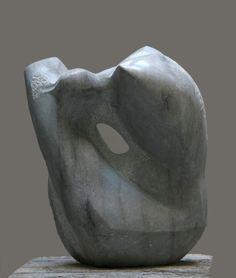 """Początek"" - marmur, 70x40x50 cm"