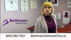 Have you seen our bite into this video? Bite into this is a series of videos for patients and for people who use or need dentures. Ulli Barthmann-Marino is the denturist at Barthmann Denture Clinic and about replacement dentures. Barthmann Denture Clinic offers replacement dentures and a variety of other services in the Hamilton area. Please watch this video. https://www.youtube.com/watch?v=6g-GoL1MZRM #BiteintoThis #UlliBarthmann #BarthmannDentureClinic #DentureReplacement #Dentures…