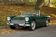 1962 Austin Healey Sprite MK 2