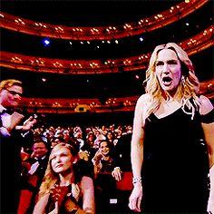 Leonardo Di Caprio e Kate Winslet ai Bafta 2016: il gesto che commuove i fan | Bigodino