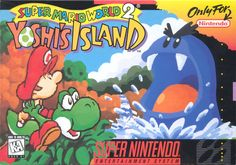 Image result for yoshi's island box
