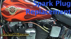 Want to add a bit of life to your Harley Davidson?  We'll show you how to change out the Spark Plugs and what to look for while changing them!