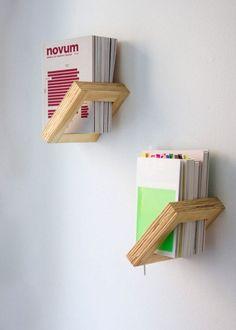 Minimalistic Bookshelf | Минималистичная книжная полка