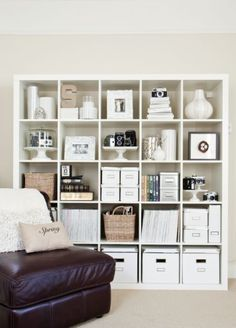 30 Inspiration Image of Kallax Living Room . Kallax Living Room 60 Stunning Ikea Kallax Ideas Hacks Home Sweet Home Living Room Home Organization, Interior, Home, Bookcase, Decorating Bookshelves, Bedroom Decor, Ikea Bookcase, Ikea Kallax Shelf, Shelving