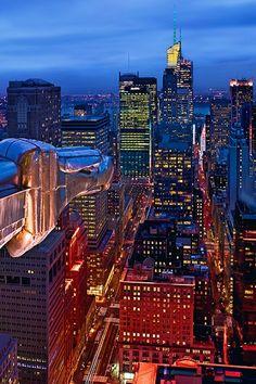 Watching the City - 32 Astonishing New York