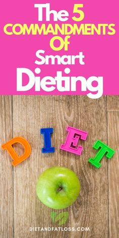 """Five tips for diet and weight loss success. To see the best results from any diet plan, you've got to know the """"diet commandments"""". These 5 diet tips for women are essential for superior fat loss results. Sadly, many women miss out on one or more of these diet rules, and it costs them their success. Click to read more about these essential diet tips for women. #diettips #dietingtips #diettipsforwomen #weightloss #fatloss"""