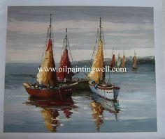 Resultado de imagen para boat oil paints