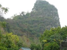 Guilin Two Rivers and Four lakes Scenic Area.
