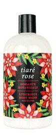 Romance Tiare Rose Body Wash
