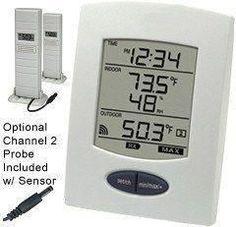 WS9029 Wireless Weather Station