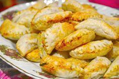 Vegie Head Potato and cauliflower samosas.... - Vegie Head