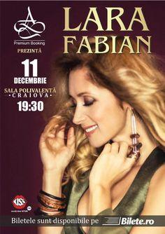 Lara Fabian - 11 Dec 2016 Lara Fabian Concert, Dec 2016, Movies, Movie Posters, Beautiful, Photos, Musica, 2016 Movies, Films