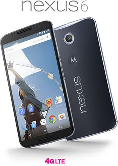Google Nexus 6 Big Screen, Beautiful Camera, perfect for the Social Media Guru