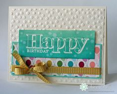 Happy Watercolored Birthday