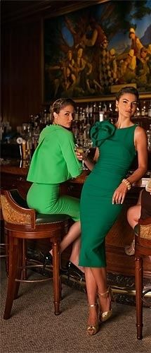 55 Best Ideas For Dress Green Emerald Glamour Trendy Dresses, Nice Dresses, Prom Dresses, Robes Glamour, Vintage Mode, Hollywood Glamour, Hollywood Hills, Mode Style, Dress To Impress