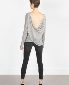 BOAT NECK SWEATER-View all-Knitwear-WOMAN | ZARA United Kingdom