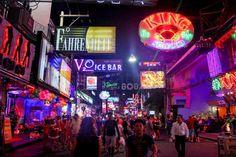 Walking Street, Pattaya - by vishwanath Hawargi - wishknot:Flickr